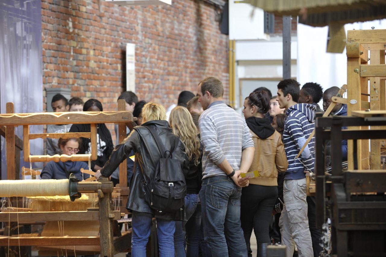 Visit la manufacture de roubaix for Piscine de roubaix